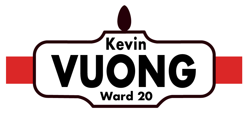 Kevin Vuong for Ward 20