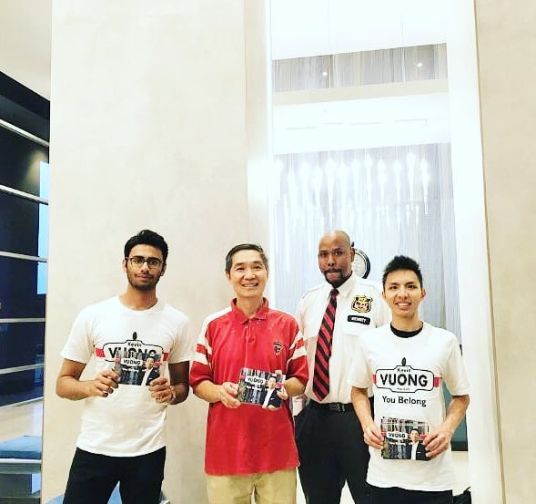 """That's another 404 doors, ☑! This was the first #KV20 canvass that I couldn't attend because of a conflict (I was hosting a #KingStreetEats focused on #affordablehousing). And I've had #Ward20 residents messaging me about our incredible team. """"Your team was wonderful... You have my vote! Keep up the good work!"""" Yes, our team is phenomenal! Maybe I should focus more on events and let our team do the canvassing! 😂  #YouBelong"""