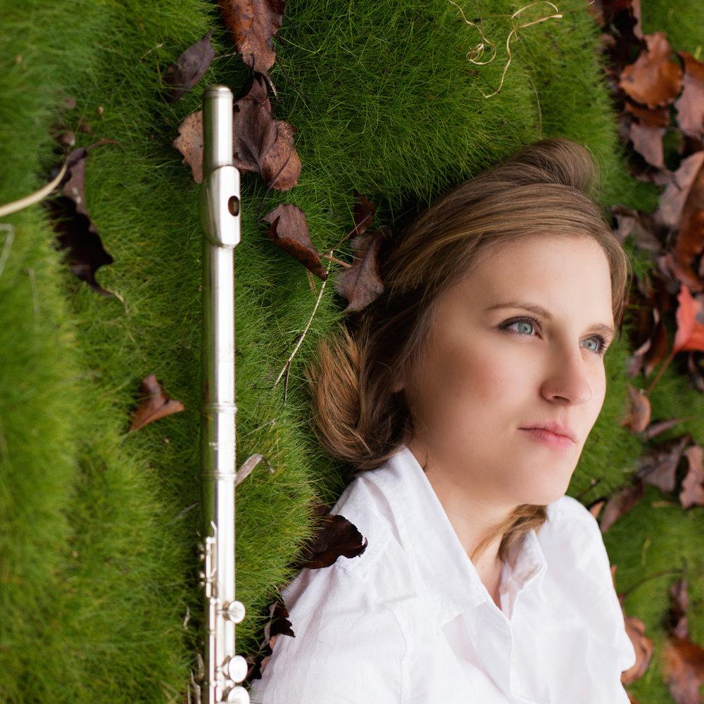 Rachel Beetz | Flute   Generously Sponsored by