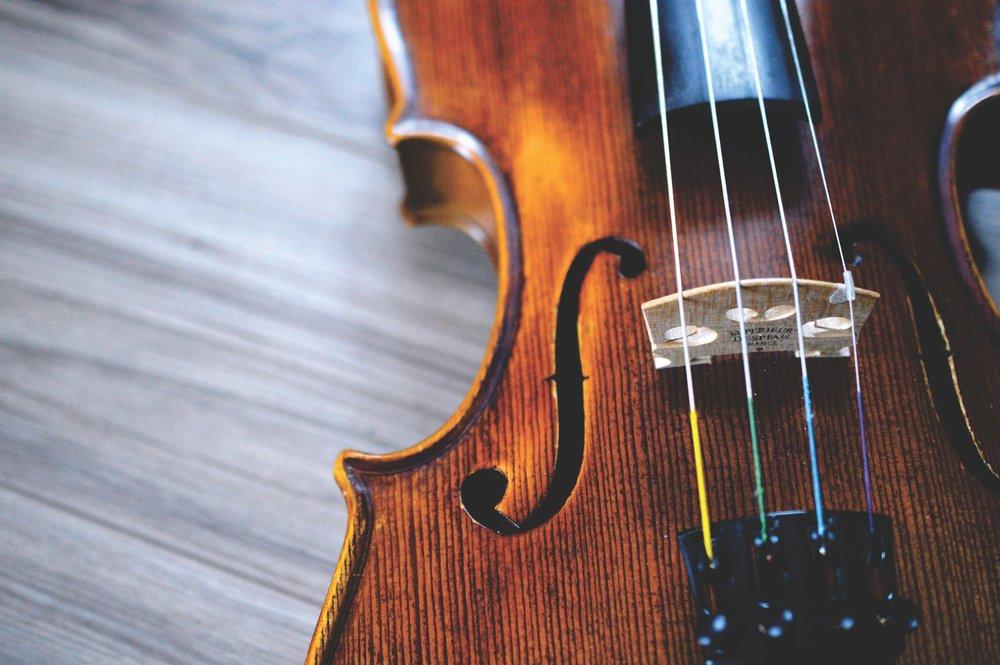 Hanna Hurwitz | Violin   Generously Sponsored by