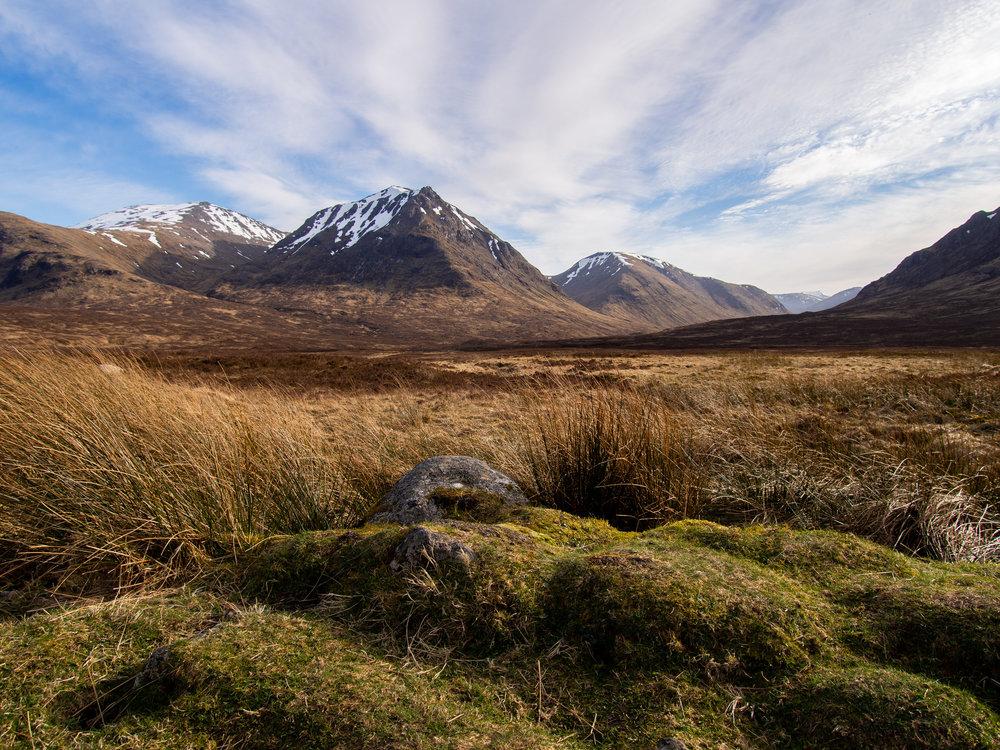 A82 Scotland - April 2014