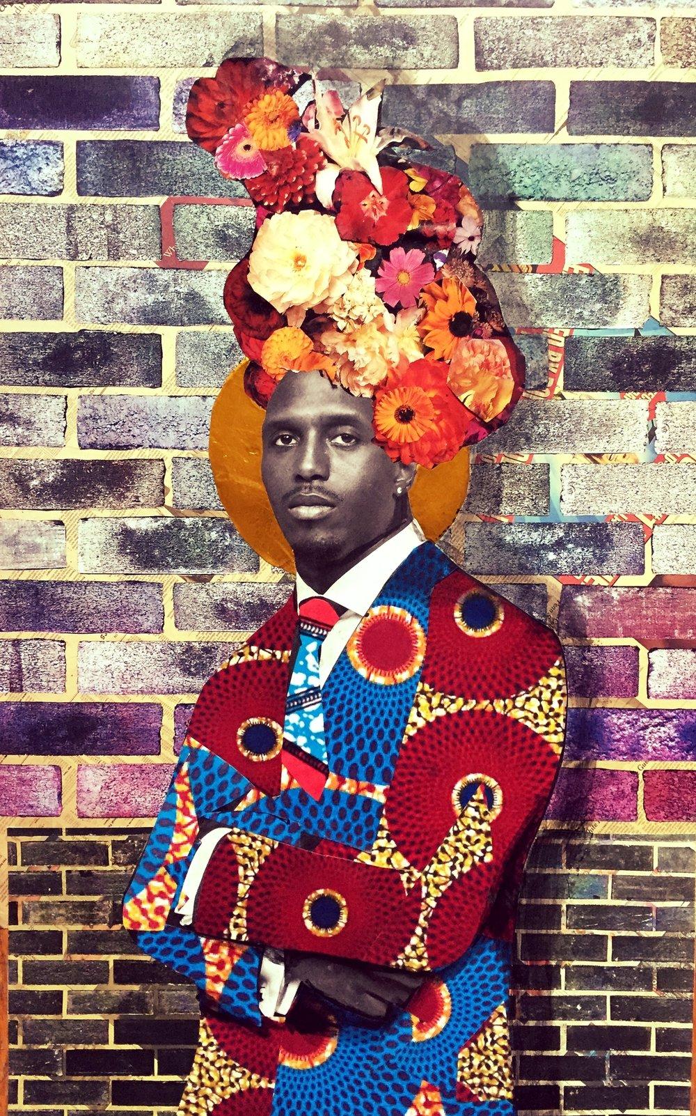 AFRICAN BOUQUET II