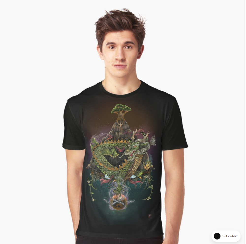 Screenshot_2018-10-23 'The Earth Dragon' Graphic T-Shirt by RodneyStyle.png