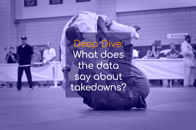 Deep Dive: Here's What the Data Says About Takedowns — High