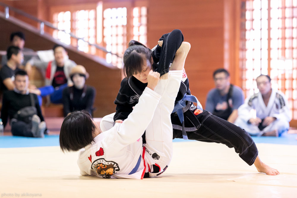 Sharpen those guard passing moves! 65% of winners passed guard.
