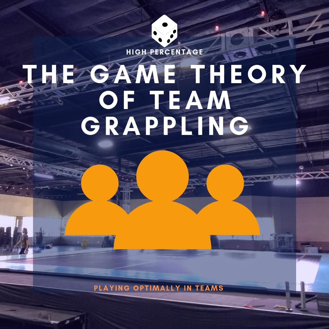 What's the Optimal Game Theory of Team Grappling? — High