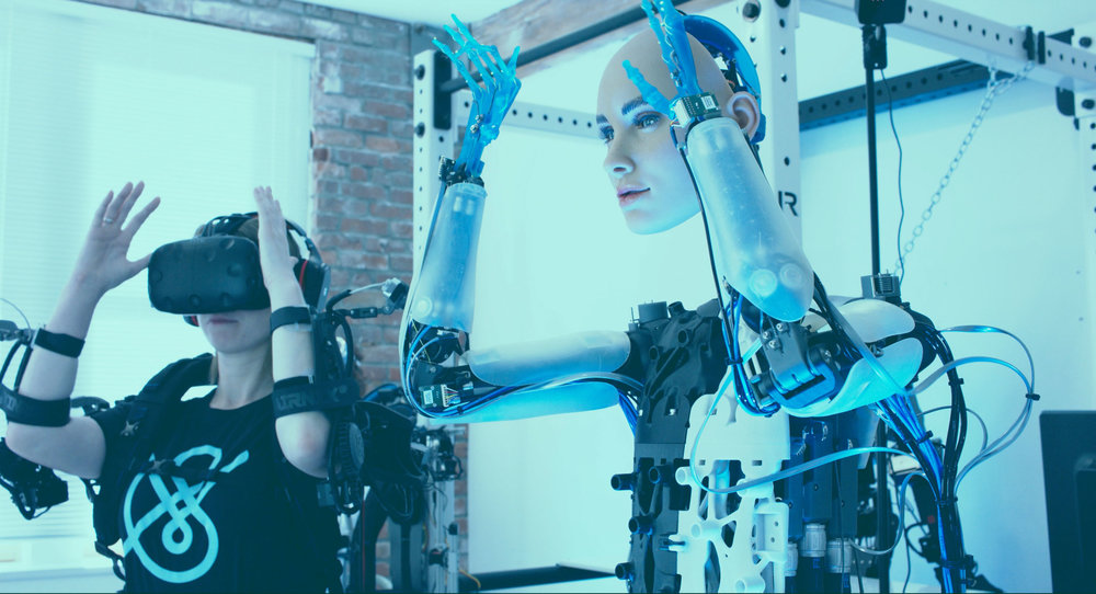 Q&A: Tech visionary Geordie Rose is wired to build robots -