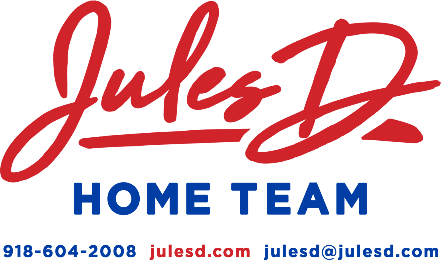 Jules D Home Team