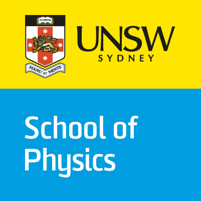 UNSW School Of Physics Logo
