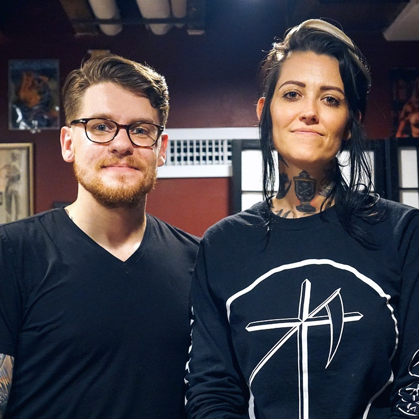 EP 014 - Tattooer Heather Bailey joins the show this week to talk about developing her style, staying focused on ambitious projects, and why women in tattooing are simply treated differently.Follow Heather on INSTAGRAM and check out her store on BIG CARTEL and get tattooed by her in Los Angeles!BOOKS CLOSED is hosted by Andrew Stortz (@andrewstortz)Books Closed Voicemail Line: (857)444-0662THIS EPISODE'S SPONSORS:Kōsei PublicationsKōsei Publications have joined forces with Atonement Books to bring you 108 Dragons by the legend of traditional Japanese tattooing from Hungary, Iván Százi also known as Hori-iban. A great, inspirational and portable reference guide to Japanese dragons, drawn by the master. It also includes previously unreleased photos taken by Alex Reinke Horikitsune, all in a pocket sized book. Available for £50 plus shipping at www.atonementbooks.comAlliance Tattoo SupplyUse promo code: books closed for 10% off your first order!Tattooer owned and operated, specializing in high-quality equipment and supplies built by tattooers, for tattooers. Offering everything from your shop's daily supplies to one-off handmade machines from top quality builders, as well as the exclusive distributor of Lineage Needles.PLEASE support our sponsors, and let them know you heard about them on BOOKS CLOSEDAll music by SAKURA @fazekas.dani