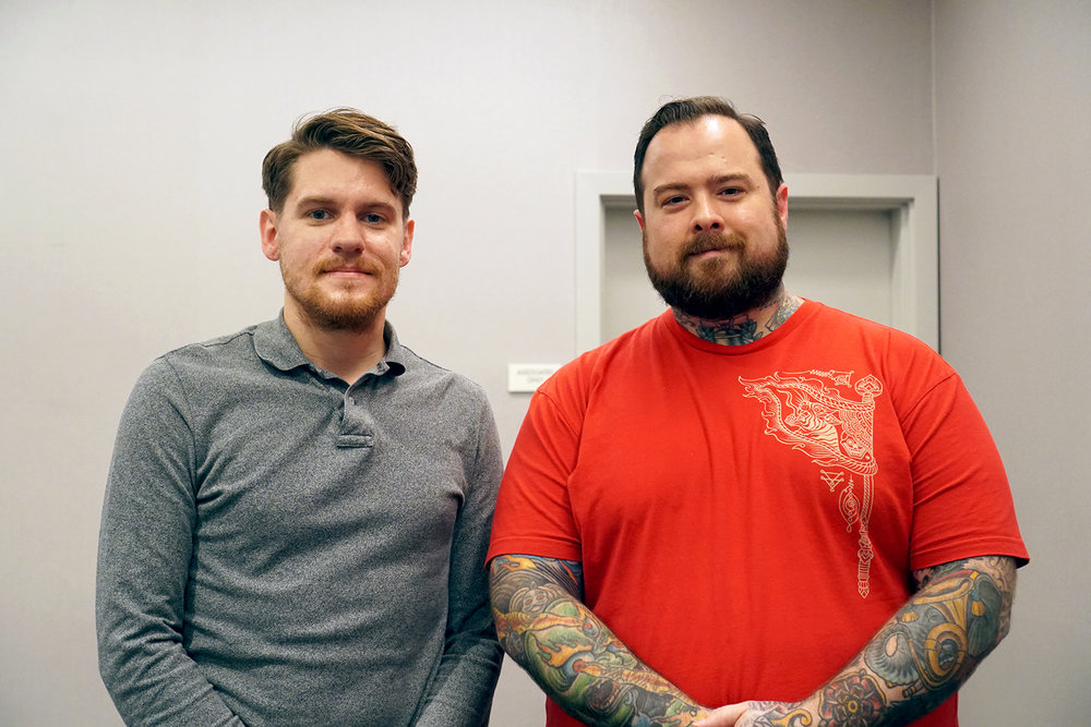 EP 017 - Tattooer Russ Abbott joins the show this week to talk about being at the forefront of digital design in tattooing, how he turns his ideas into reality, and proves that a tattooer CAN organize their time successfully to make the most of it.Follow Russ on INSTAGRAMInk & Dagger TattooTattoo SmartBOOKS CLOSED is hosted by Andrew Stortz (@andrewstortz)Books Closed Voicemail Line: (857)444-0662All music by SAKURA @fazekas.daniTHIS EPISODE'S SPONSORS:FELDMAN MFG.@brandynfeldmanHigh quality handmade tattoo machines by Brandyn FeldmanSplit Arrow Prints@splitarrowprintsPrint like you give a shit! A tattooer and artist owned print house that works with artists to make the best possible prints, stickers and promotional materials***********************PLEASE support our sponsors, and let them know you heard about them on BOOKS CLOSED