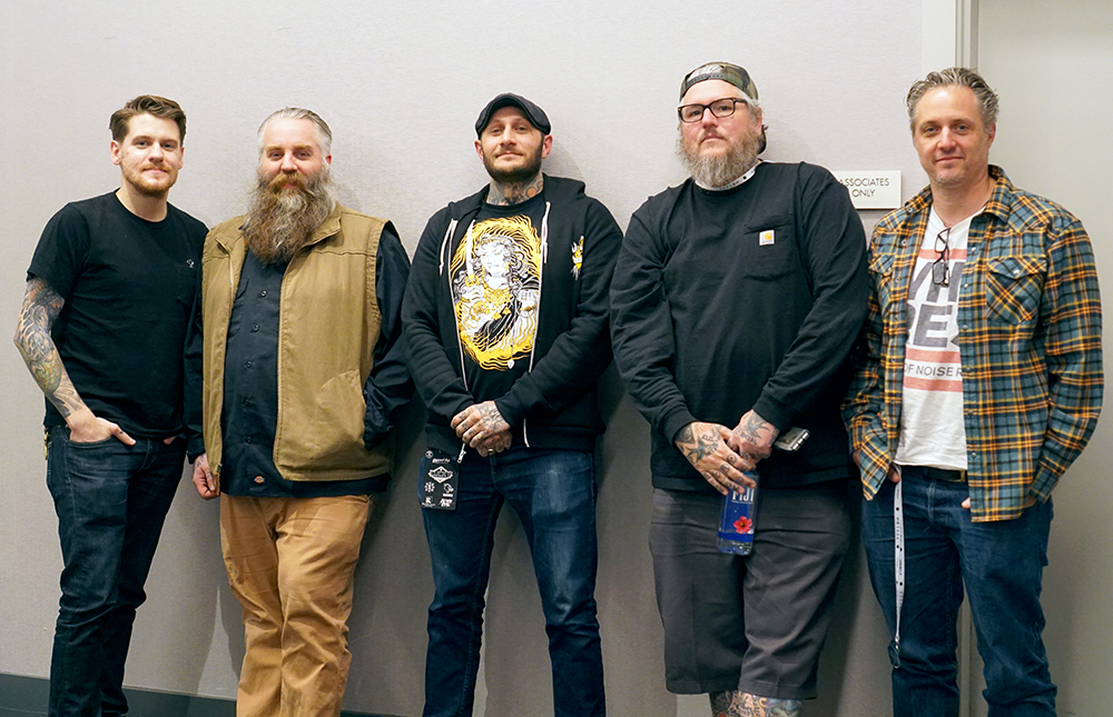 "EP 021 - This episode features a group panel of tattooers Shawn Barber, Matthew Knopp, Beau Brady and Robert Ryan discussing, tattoo TV shows, internet fundraisers, maintaining positive outlooks, and more!BOOKS CLOSED is hosted by Andrew Stortz (@andrewstortz)All music by SAKURA @sakura.beatzBooks Closed Voicemail Line: (857)444-0662www.booksclosedpodcast.comTHIS EPISODE'S SPONSORS:TATTOO SMARTUse discount code: BOOKSCLOSED for 15% off any tools on the site (one use per customer)www.tattoosmart.comTattoo Smart is a marketplace for forward-thinking tools to tattooers, artists, and designers, empowering them to learn new digital skills and improve their design workflows. They collaborate with tattooers to create brush sets for Procreate and Clip Studio Paint, reference eBooks, digital color tools like the Abbott Color Wheel, and design and software tutorials.THE ORIGINAL TATTOO PILLOWCreate a more sanitary work space by replacing cloth pillows with a pillow designed with the needs of tattooers and their customers in mind. Each 10.5 x 20 Inch pillow is covered in a soft yet durable antibacterial vinyl with polyfill stuffing to provide firm yet cushioned support.From now until March 31st, use promo code ""booksclosed"" on torchtattoo.com to get 20% off a pillow of your own!***********************PLEASE support our sponsors, and let them know you heard about them on BOOKS CLOSED"