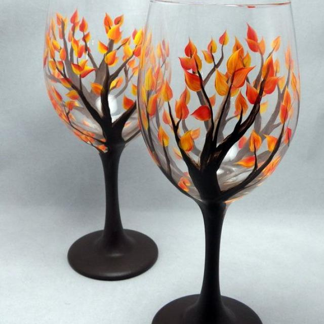 Wine Glasses -