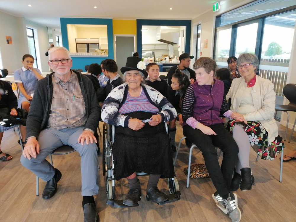 Masterton - Some 45 friends of the Faith participated in celebrations in Masterton.