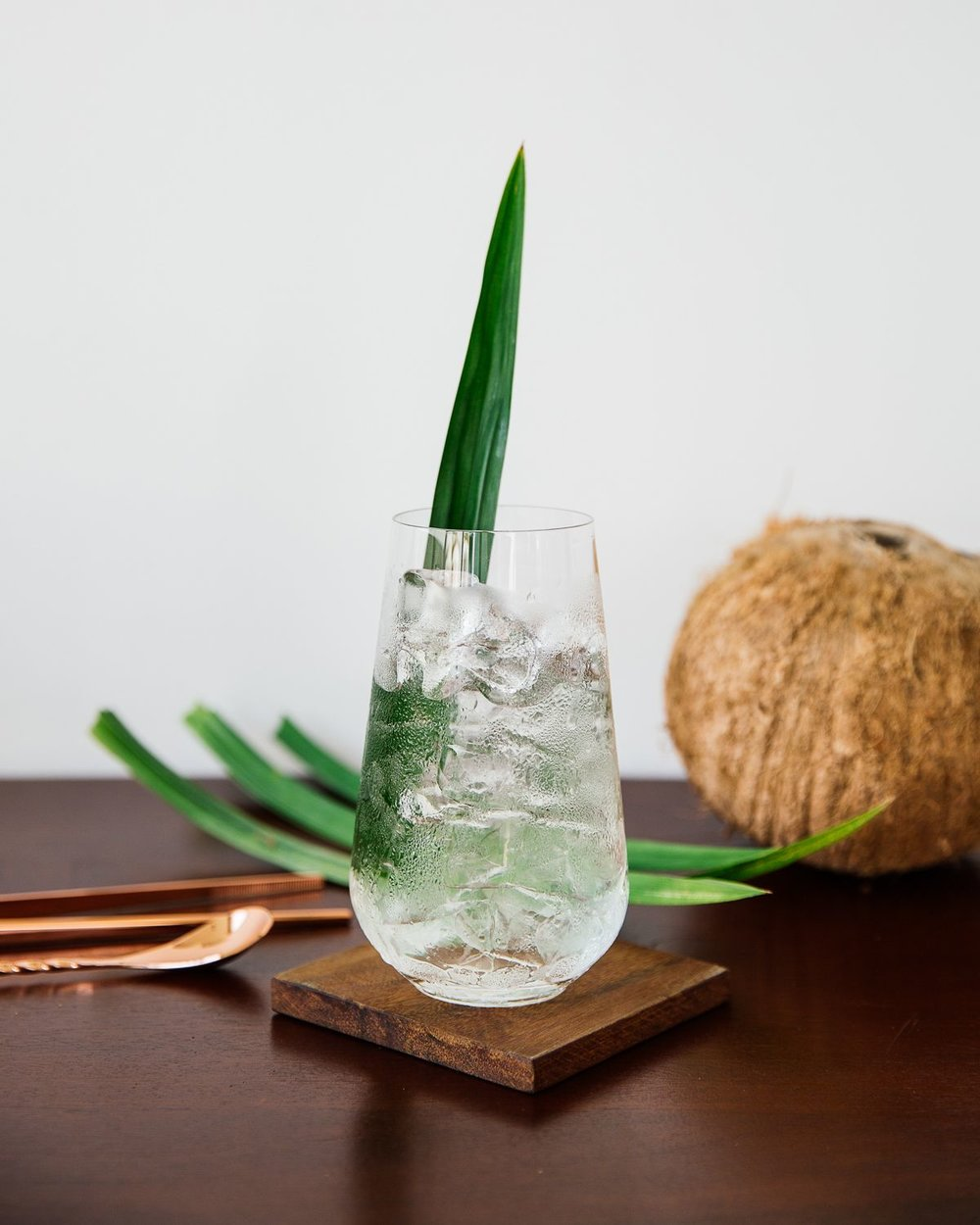 Seekers G&C - The Mekong river in a glass! Refreshing and light.50ml Seekers Mekong Dry150ml Coconut Water10ml Simple SyrupCombine all the ingredients in a highball. Add ice and stir. Garnish with fresh Pandan.