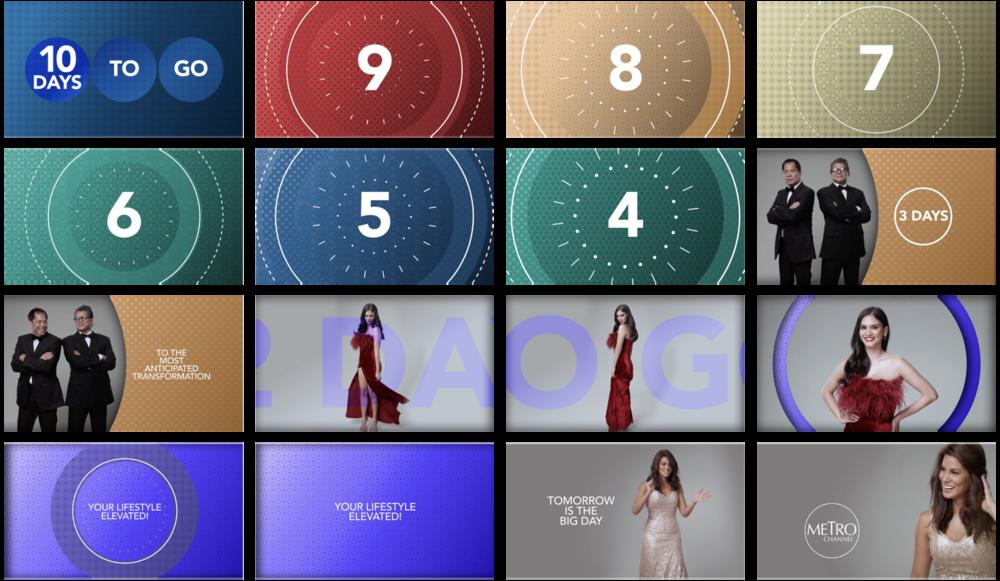 Metro Channel Pre-Launch Countdown (2018)