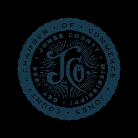 Jones County Chamber Logo