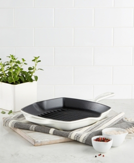 Non-toxic cookware cast iron enamel skillet grill.jpeg