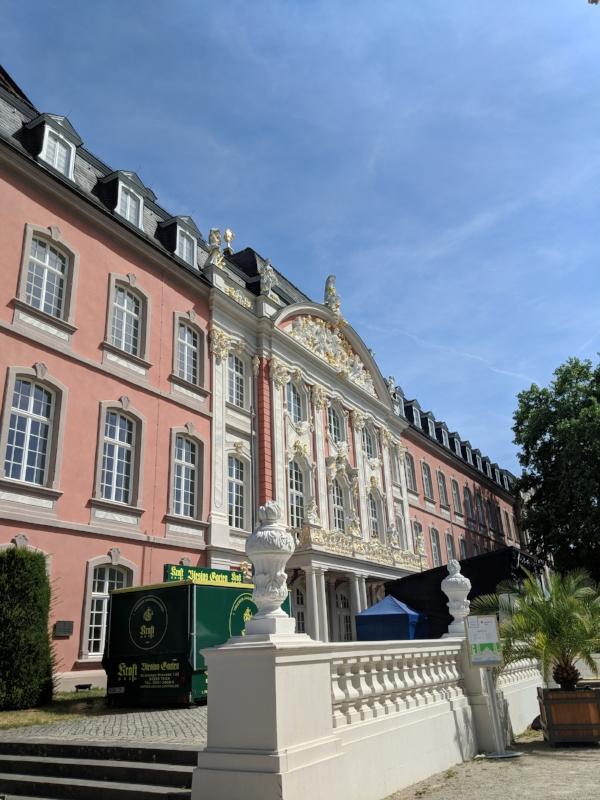 Palastgarten