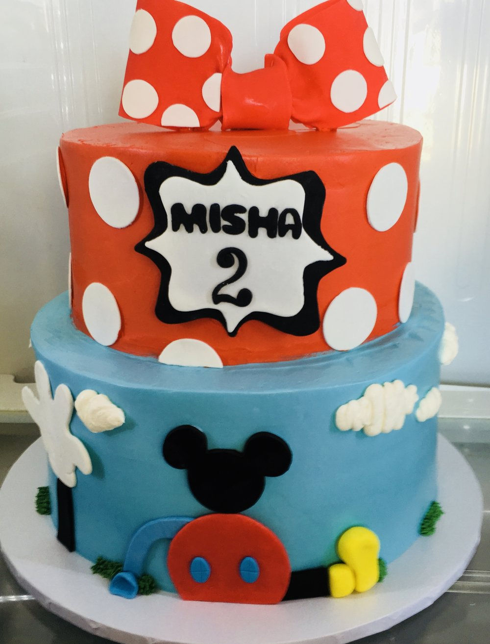 Minnie Mouse - Playhouse Disney Birthday Cake - Mwokaji Cakery .jpg
