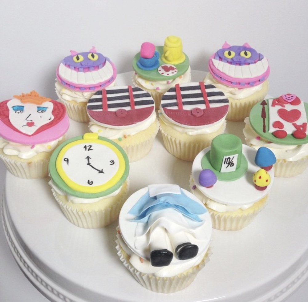Alice in Wonderland Cupcakes - Mwokaji Cakery .jpg