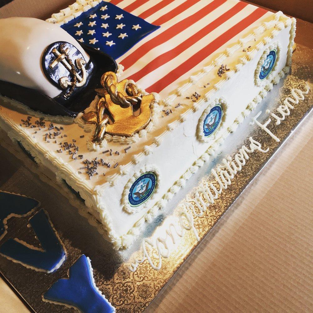 Navy Enlist Cake - Mwokaji Cakery .JPG