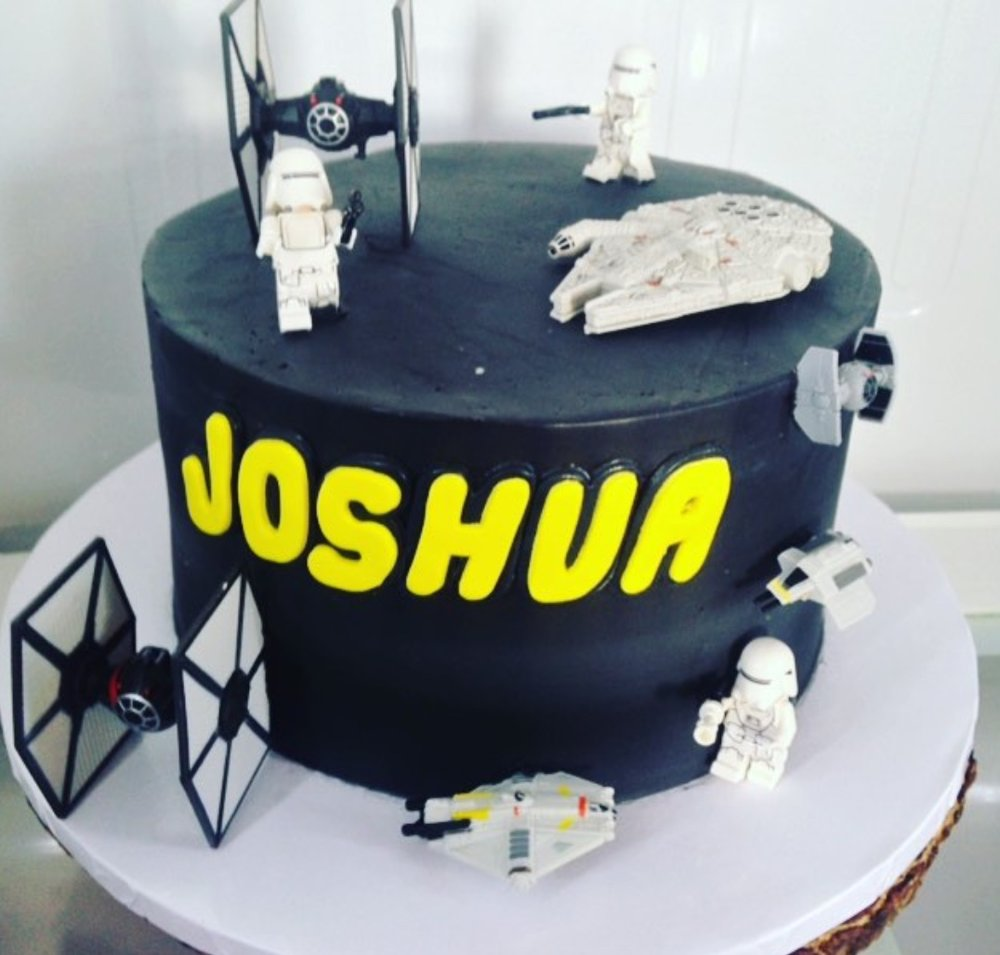 Star Wars Birthday Cake - Mwokaji Cakery.jpg