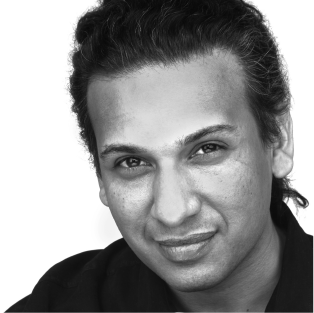 FARAZ MAQSOOD HAMIDI - Chief Creative Officer