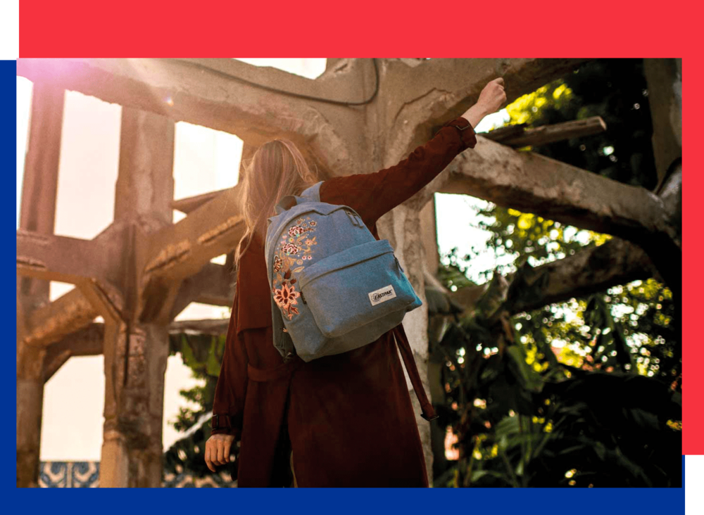 Eastpak: Launching a classic in Europe -