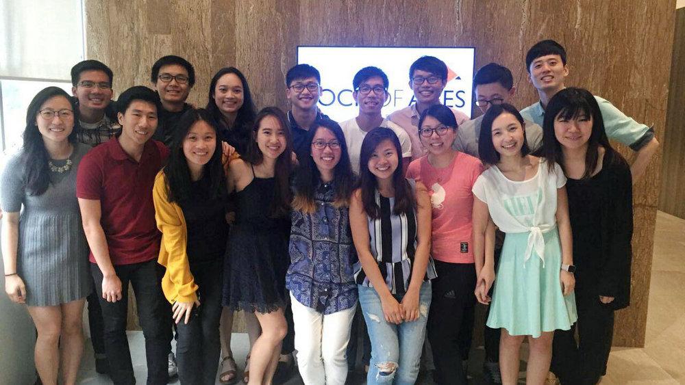 Leader: Hannah Chua Area: Alexandra / Tanglin Date & Time: Friday, 08.15pm Email: hannahchua7@gmail.com
