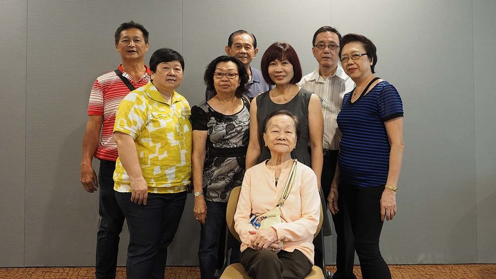 Leader: Ho Yoke Lin (中文小组) Area: Yishun Date & Time: Wednesday, 10.00am Email: christina.tan@rockofages.org.sg
