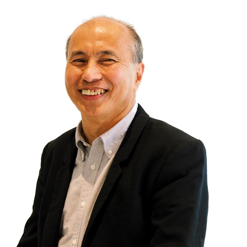 EDDIE CHAI - Pastor, Pastoral Care