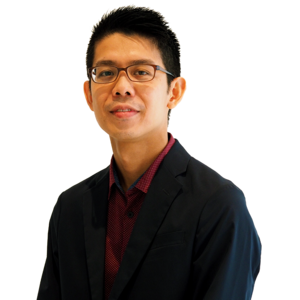 ERIC CHAN - Pastor, Young Adults
