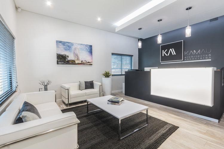 KAMAU ARCHITECTS & ASSOCIATES OFFICES