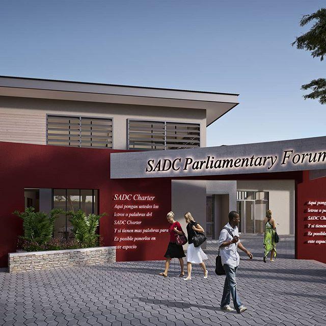 SADC FORUM -  KAMAU ARCHITECRS