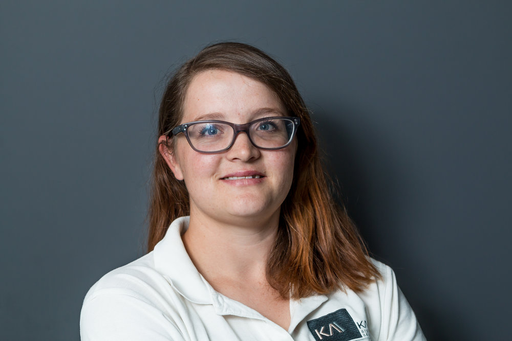 Lisa Engelbrecht – Senior Architectural Technologist    Qualifications  – BA Hons Architecture (NUST)   Years of Experience:  Three (3) years