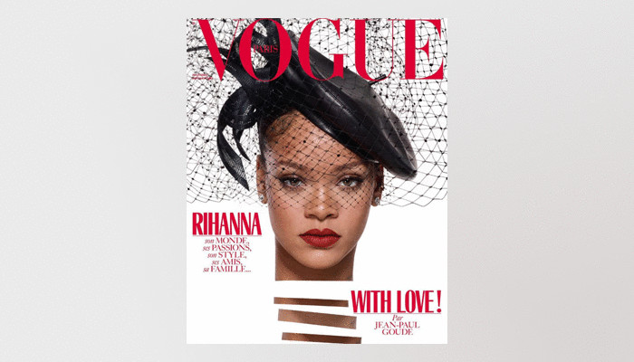 VOGUE: print editions across multiple regions every month.
