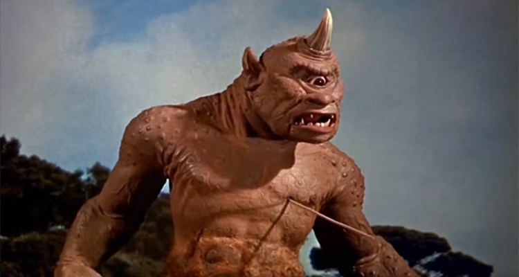 The Cyclops from The Seventh Voyage Of Sinbad (1958)