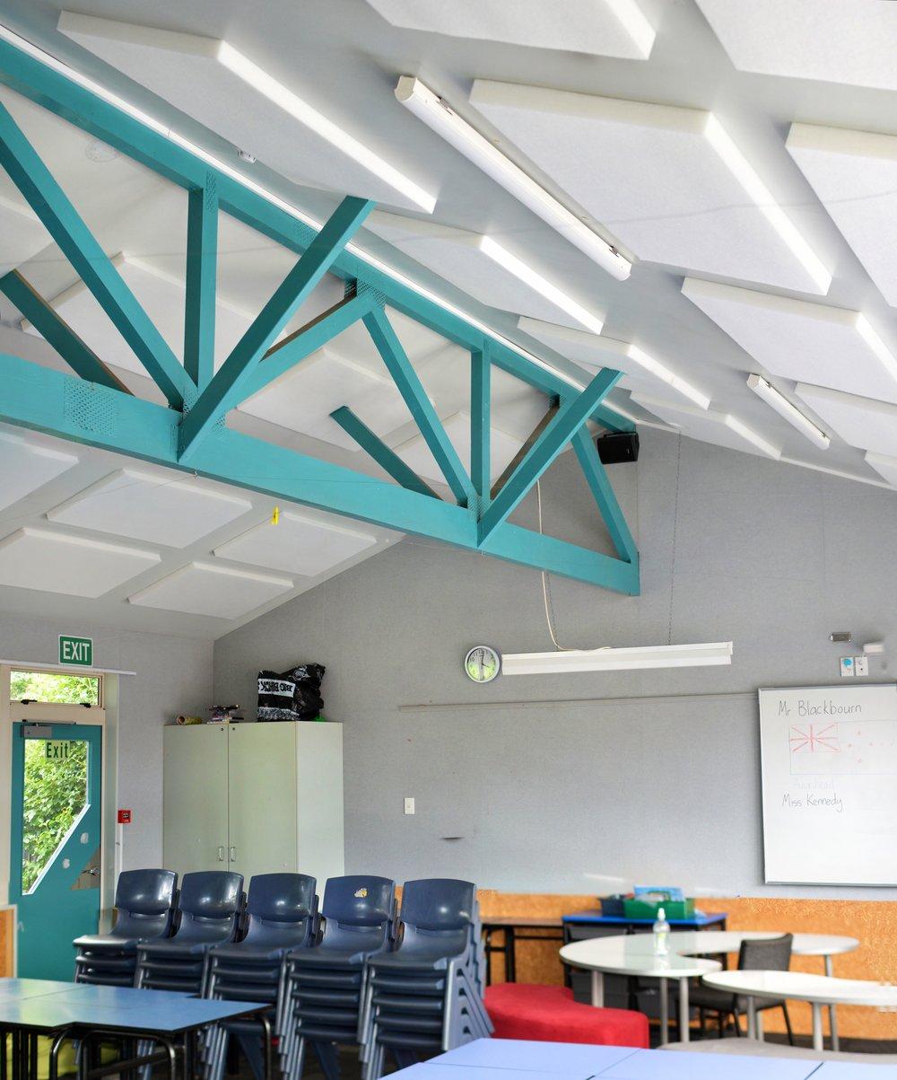 Avonhead School Ceiling