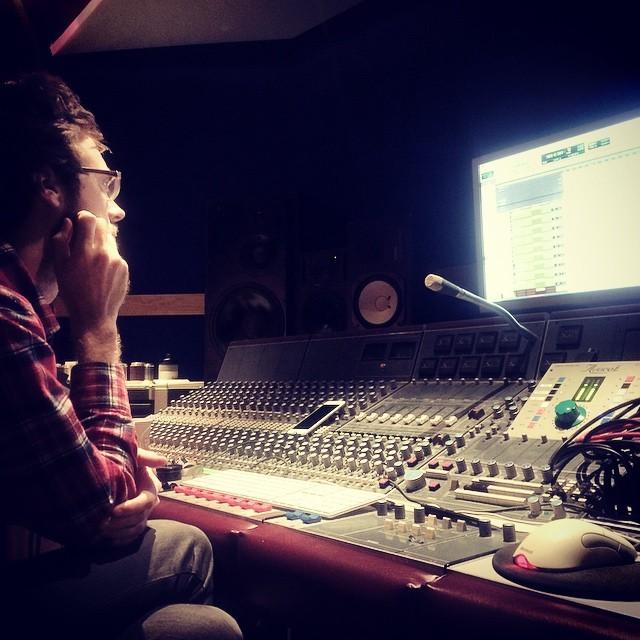 MIke Lord | Brighton Electric Studios