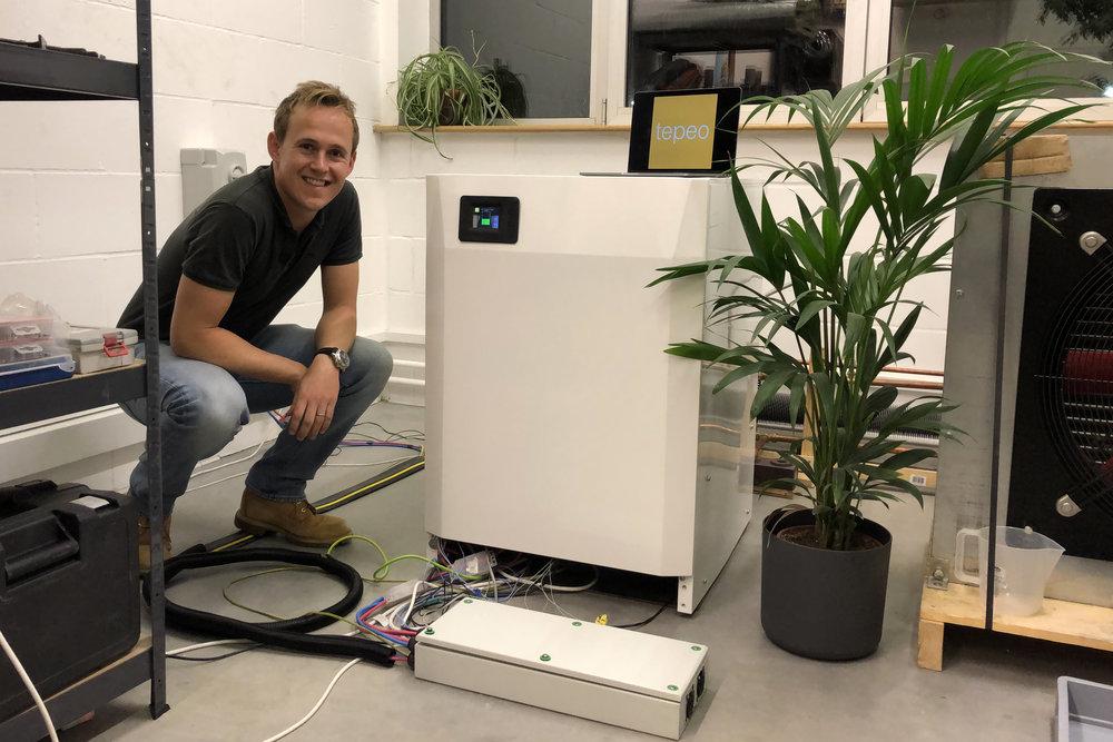 tepeo heat battery prototype v3