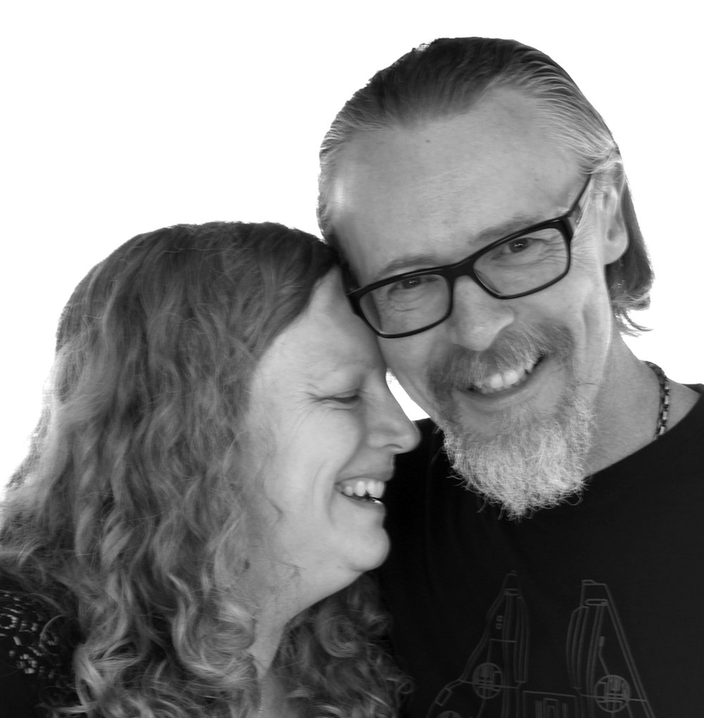 Gary and Marianne - leaders of Hope Community Church Basingstoke