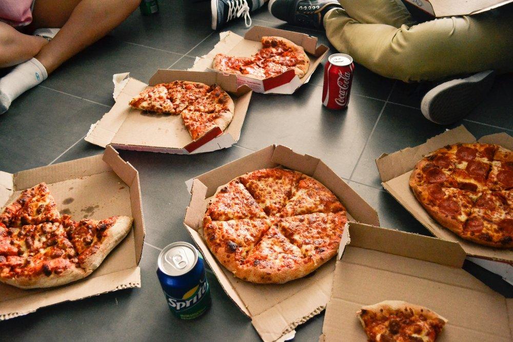 Hope Community Church Youth pizza.jpg
