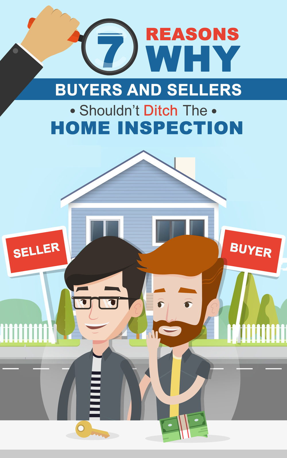 7 Reasons Why Buyers and Sellers Shouldn't Ditch The Home Inspection