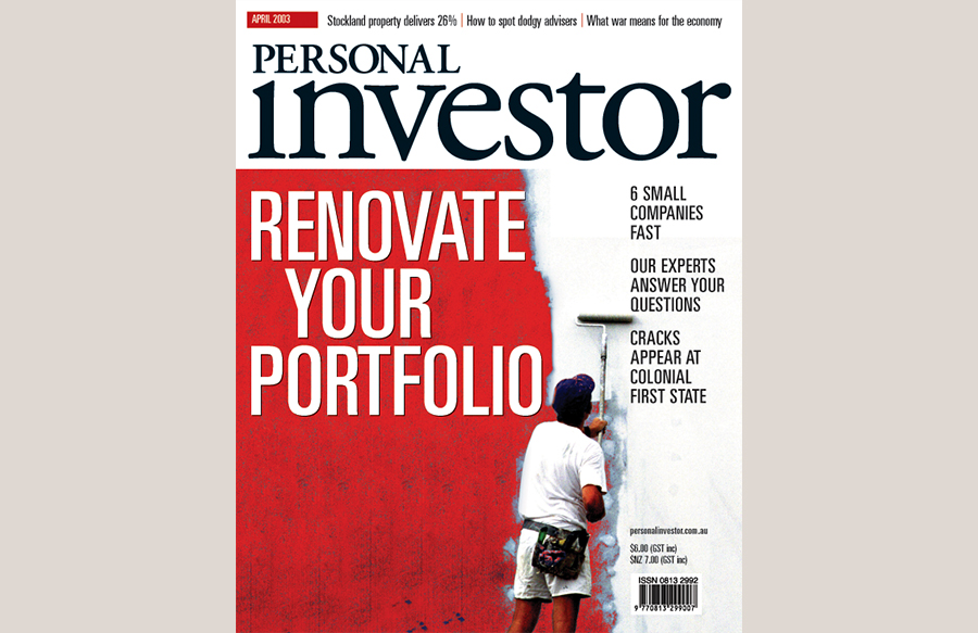Art direction for Personal Investor magazine, Fairfax media
