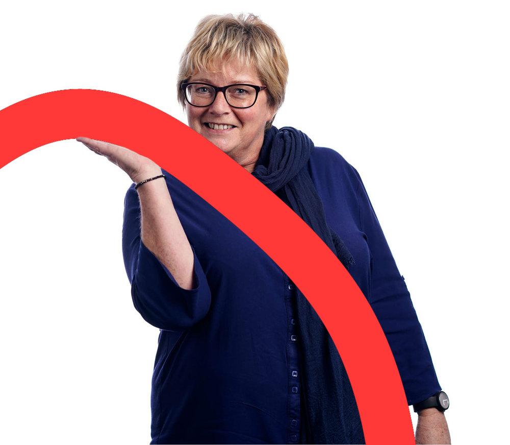 Annette van Kaathoven  Sales Support