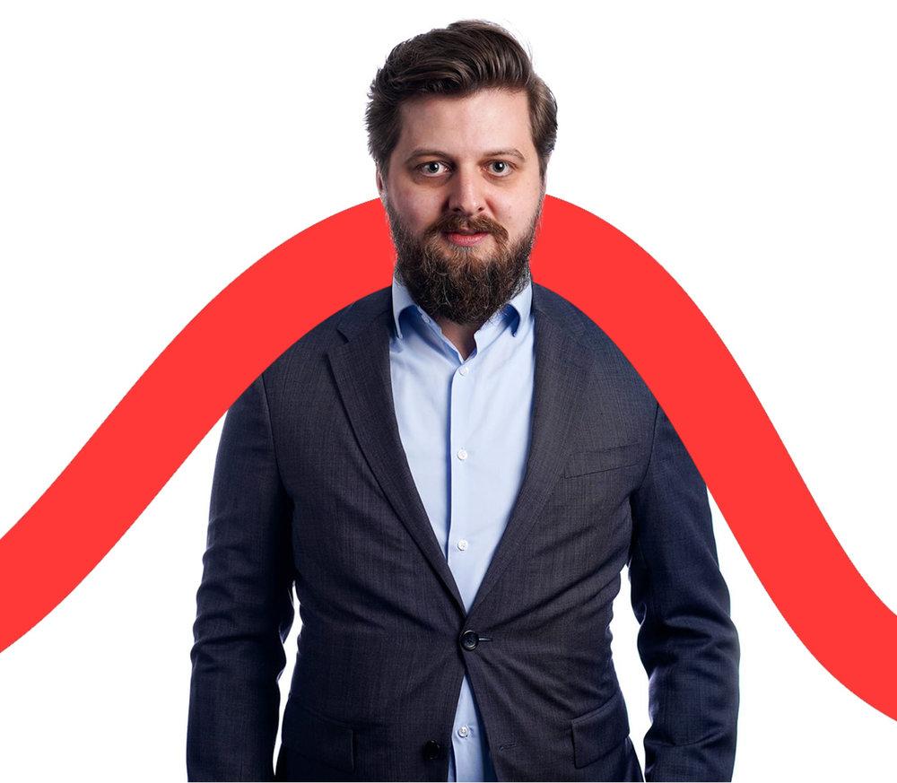 Bas Vogel  Online Marketeer