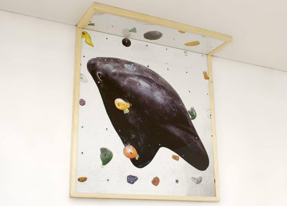 Noël Loozen, Black dolphin and the little cornerstones, 2014