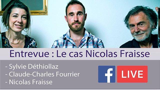 Retrouvez Sylvie Dethiollaz, Claude-Charles Fourrier et Nicolas Fraisse pour un live direct depuis le Quebec. Le lien sur notre page facebook ISSNOE. RDV jeudi 17 mai de 13:30 à 14:30 avec Jean-Charles Chabot