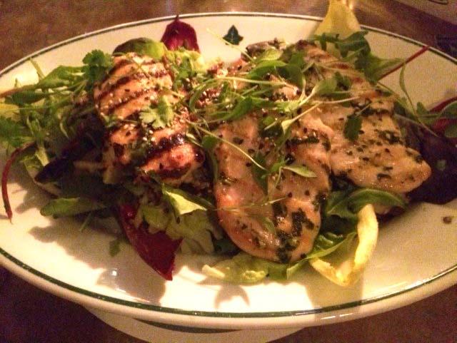 THE IVY SOHO BRASSERIE-main-course-meat-salad-Wine-Confidante.jpg